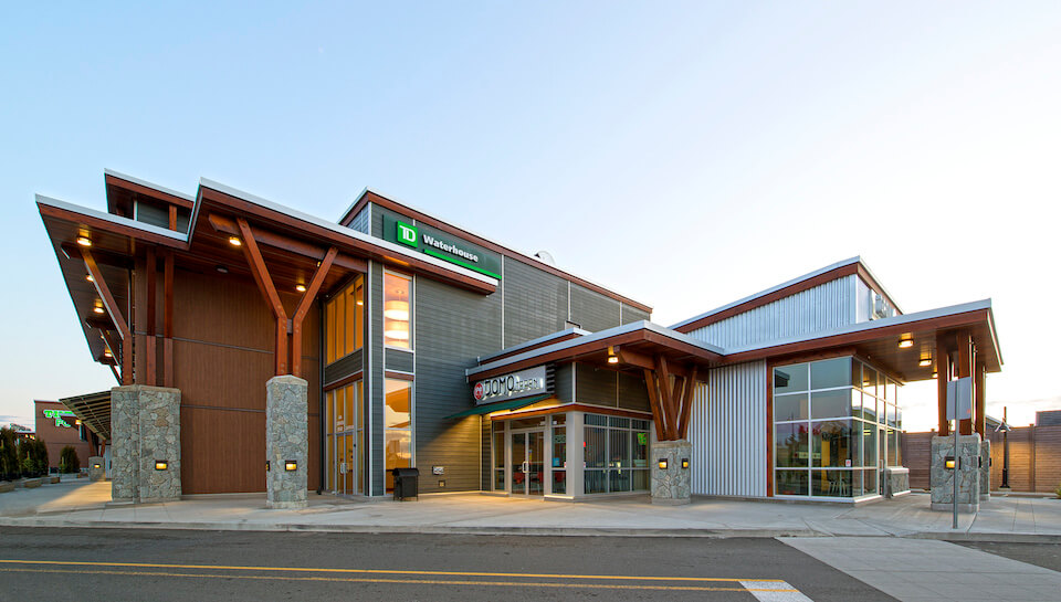 Crown Isle Shopping Centre Courtenay BC