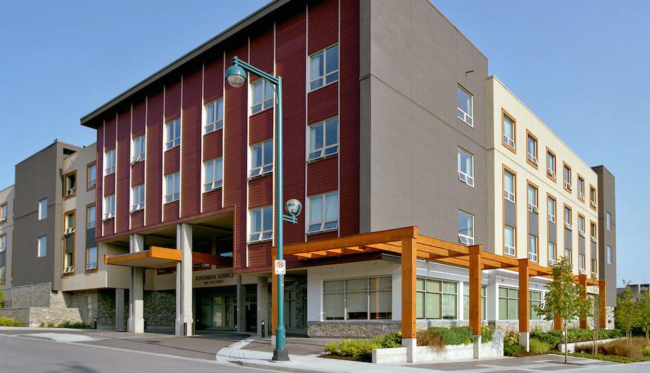 Kinsmen Care Facility Surrey, BC