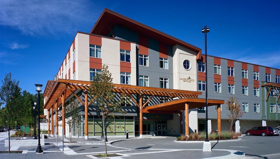 Laurel Place Care Facility Surrey, BC