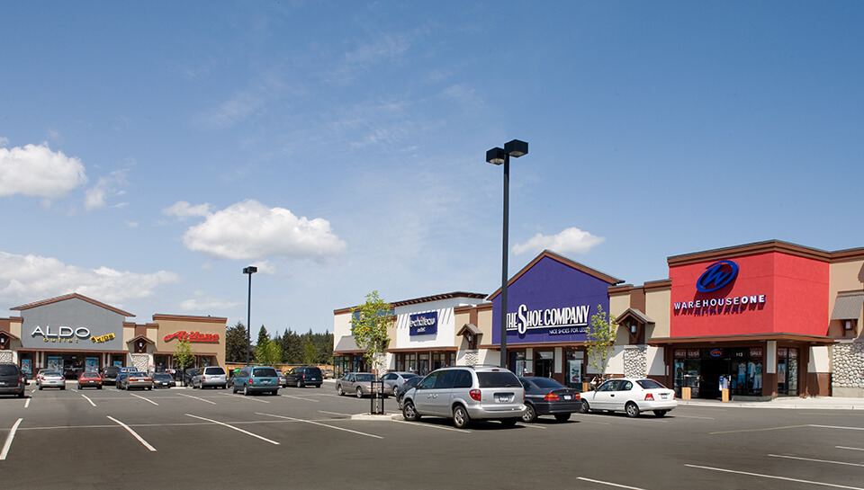 Millstream Village, Langford BC